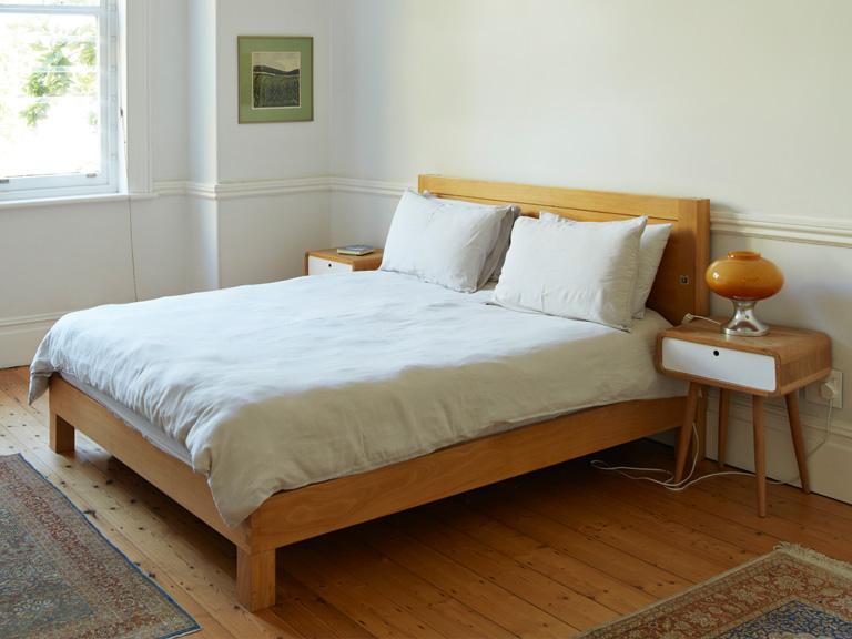Łóżko wsypialni